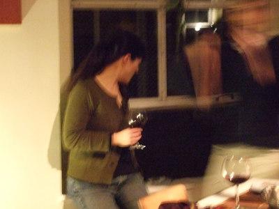 My birthday dinner party 010