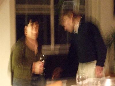 My birthday dinner party 009