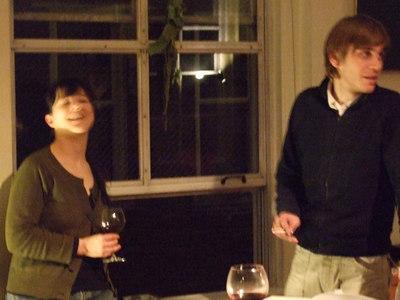 My birthday dinner party 008