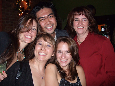 MSK PACU holiday party 20