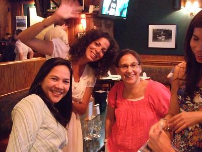 08-08 DeeAnne's going away 08