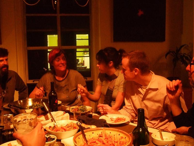 11-09 Alisa bye-bye dinner 08