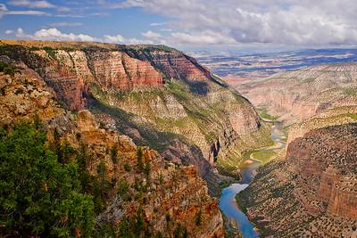 Whirlpool Canyon,