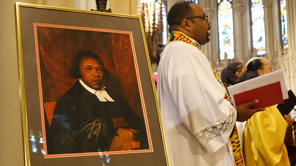 Diocesan Celebration of Absalom Jones - 2017