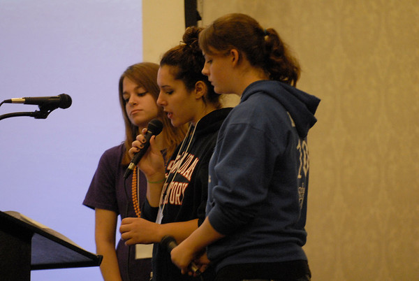 2010 Diocesan Youth Convention at the RIT Inn & Conference Center Aug. 7-8.