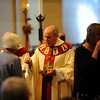 Cardinal Timothy Dolan, Cardinal Edward Egan and nine other brother bishops visit Sacred Heart Cathedral for a Mass in honor of Bishop Matthew H. Clark's 50 years as a priest and 33 years as the leader of the Diocese of Rochester.