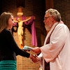 Annual Hands of Christ recognition ceremony at St. John of Rochester Church in Fairport.
