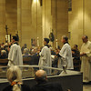 Solemn vespers evening prayer service for Bishop Salvatore R. Matano on the eve of his installation as ninth bishop of Rochester, N.Y.