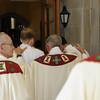 Bishop Salvatore R. Matano ordains two men, Fathers Sergio Chávez and Peter Van Lieshout, to the priesthood during a June 21, 2014 ordination Mass at Rochester's Sacred Heart Cathedral.