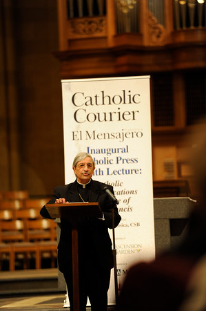 2015 Father Rosica Lecture