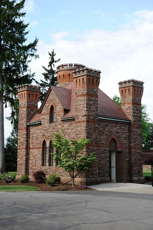 2015 Holy Sepulchre Gatehouses rededicated