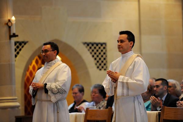 2015 Priest Ordination Mass