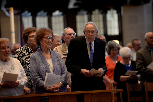 2016 Wedding Jubilee Mass