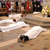 Deacon Ordination at Sacred Heart Cathedral.
