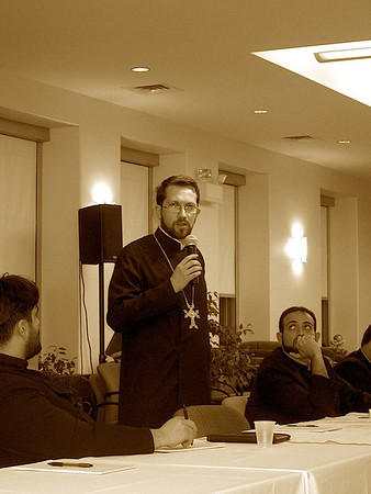 Clergy Conference May 2012
