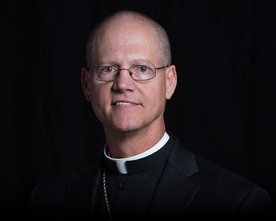 Archbishop Etienne Portrait