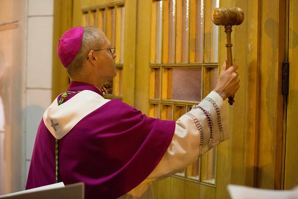 Archbishop Etienne Vespers