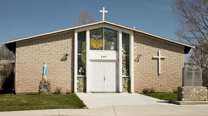 St. Anthony, Guernsey, Wyoming