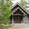Chapel of the Sacred Heart, Grand Teton National Park, Wyoming