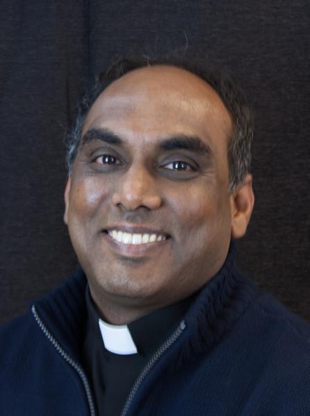 Rev. Thomas George
