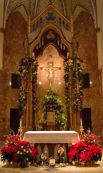 Midnight Mass 2015
