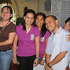 The Chancery staff in the Diocese of San Carlos.