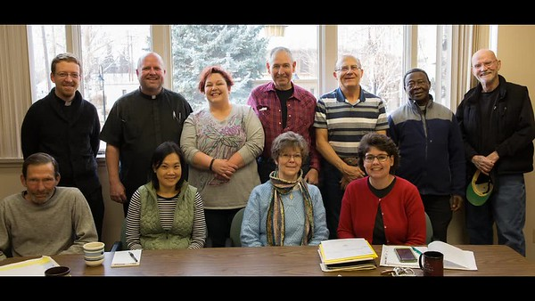 Living and Giving in Christ : Unity through Diocesan Ministries 2018