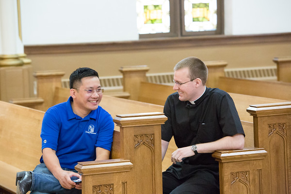 06082018 Priestly ordination of Bryce Lungren and Clark Lenz