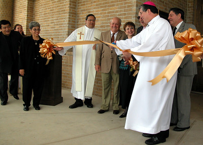 Ribbon Cutting I