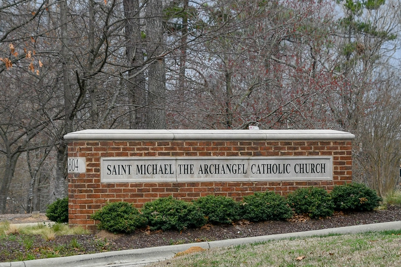Deacon Convocation at St. Michael, Cary, 2-24-2018