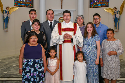 Diaconate Ordination 4-7-18
