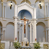 Holy Name of Jesus Cathedral, Holy Thursday Mass, 3-29-2018