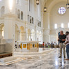 Holy Name Of Jesus Cathedral, Dedication photographers walk through, 7-21-2017