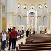 Holy Name Of Jesus Cathedral, Dedication rehearsal, 7-25-2017