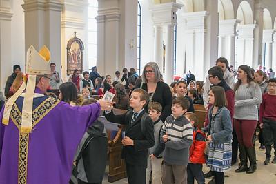 Annual Homeschool Mass 12-15-17