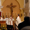 The Rite of Ordination to the Priesthood for P. Nicholas Cottrill, Thomas S. Duggan, Ryan W. Elder at St. Michael the ArchAngel Catholic Church, Cary, NC, 6-1-2013