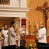 The Rite of Ordination to the Priesthood for P. Nicholas Cottrill, Thomas S. Duggan, Ryan W. Elder at St. Michael the ArchAngel Catholic Church, Cary, NC, 6-1-2013