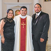 The Rite of Ordination to the Priesthood for Michael Coveyou, Christopher Koehn, and Marlon Medieta-Rojas at Holy Name of Jesus Cathedral, Raleigh, NC, 6-23-2018
