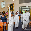 Easter Sunday French & Swahili Mass at Our Lady of Lourdes, 4-16-2017