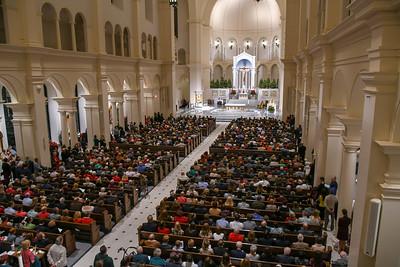 2017 Christmas Vigil Mass 5PM