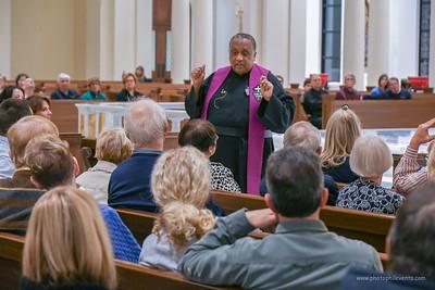 2018 Lenten Mission by Fr. Melvin Shorter