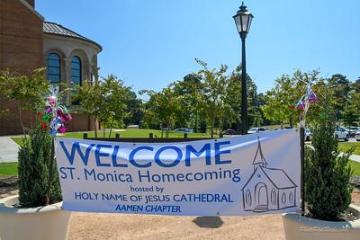 St. Monica School Homecoming 8-26-18