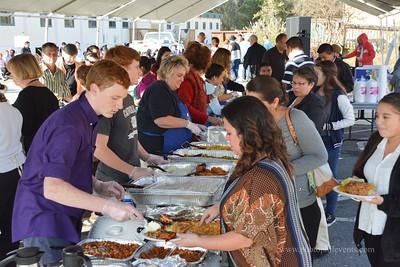 Thanksgiving Celebration 2015