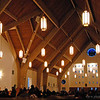 St. Bernadette Parish: Ash Wednesday evening mass, 2-13-2013 © Phil Roche Photograpyhy
