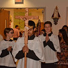 St. Bernadette Children's Christmas Mass 12-24-2013