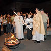 St. Bernadette Parish: Easter Vigil, 3-30-2013
