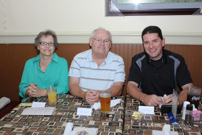 Fr. Robert's 50th Birthday Celebration at Cooley's, 7-26-2013