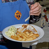 Knights of Columbus 12119, Lenten Fish Fry at St. Bernadette Parish, 3-1-2013 © Phil Roche Photography