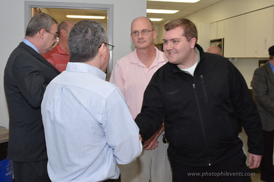 KofC Reception for Seminarian Bryan Fegley