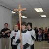 St. Bernadette Parish: Palm Sunday 9:30AM Mass, 3-24-2013 © Phil Roche Photography